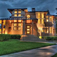 Contemporary Exterior by US Door & More Inc