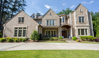 Contemporary English Manor- Atlanta