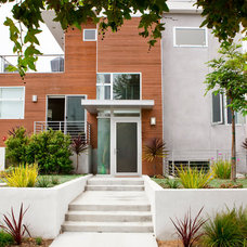 Contemporary Exterior by Coldwell Banker Previews International