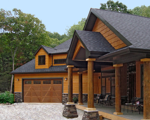 Lp smart siding houzz for Lp smartside reviews