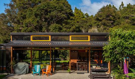 Houzz Tour: Familiens træhus er renset for spildplads