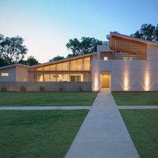 Contemporary Exterior by Freese Architecture