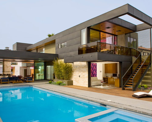 Exterior Wall Cladding Home Design Ideas, Pictures, Remodel and Decor