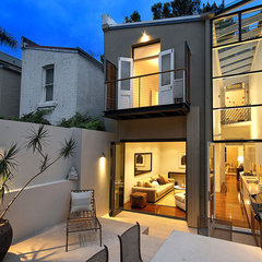 contemporary exterior by ORBIS design