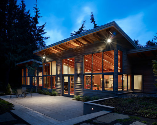 Pacific northwest landscape design ideas pictures for Northwest contemporary homes