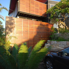 Contemporary Exterior by Mackenzie Pronk Architects