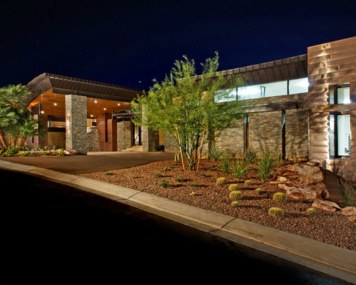 Stacked Stone Exterior