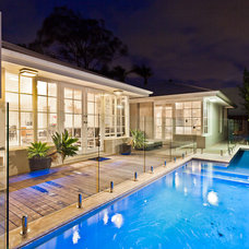 Contemporary Exterior by Putra Indrawan Photography
