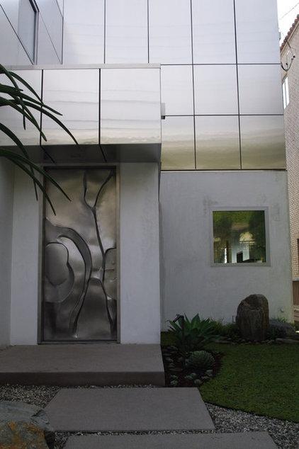 Contemporary Exterior by RedSetter Building & Development