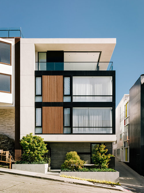 Four Story House Home Design Ideas Pictures Remodel And Decor