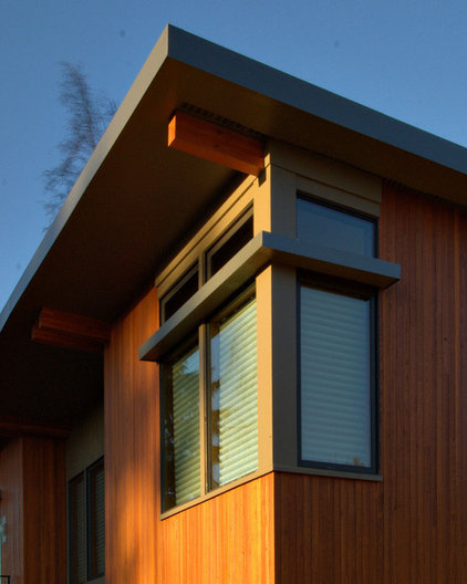 Contemporary Exterior by Stillwater Dwellings
