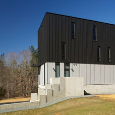 Contemporary Exterior by Tonic Design + Tonic Construction