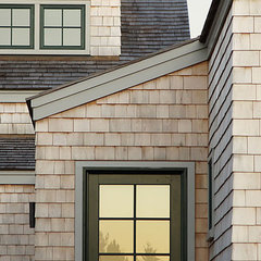 traditional exterior by Workshop/apd