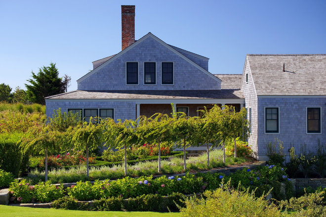 Cape Cod Nantucket Shingle Style