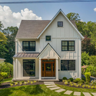Contemporary Farmhouse Style - Haddonfield, NJ