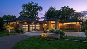 Contemporary Farmington Hills Residence
