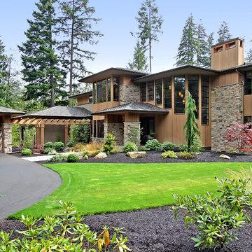 Contemporary Luxury Prairie Home 3346