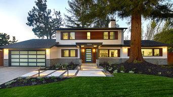 Contemporary New Home Build