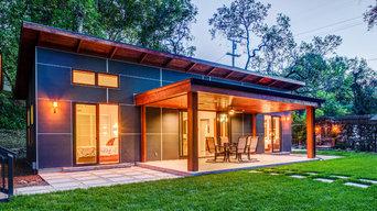 Contemporary New Home in Glen Ellen, Sonoma Wine Country, CA