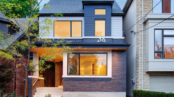Contemporary North Toronto Custom Home