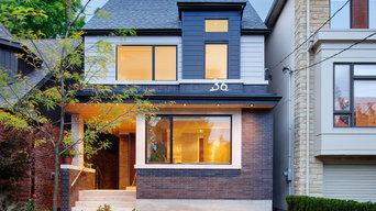 Contemporary North Toronto Custom Home