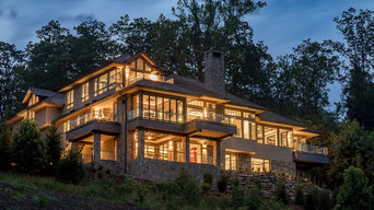 Contemporary on the Cliffs