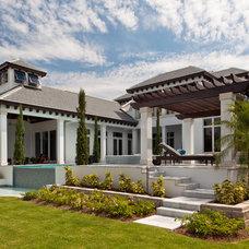 Tropical Exterior by Weber Design Group, Inc.