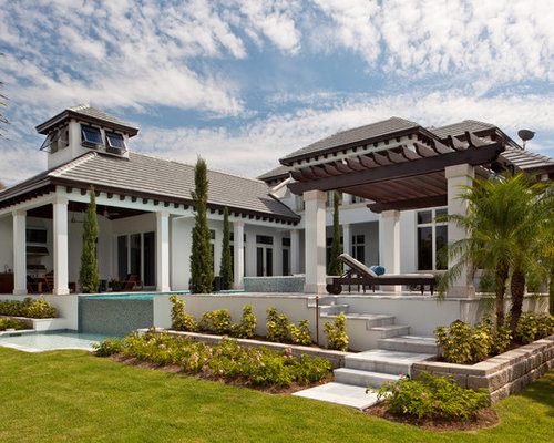 British west indies style houzz for British home plans