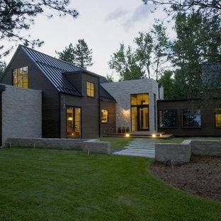 Contemporary Open Home