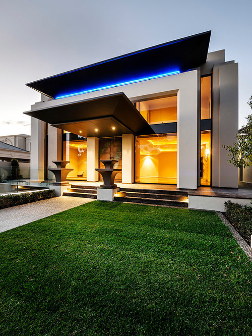 Modern Roof Houzz