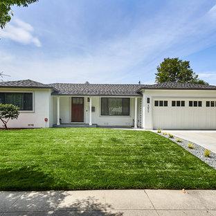 75 Most Popular One Story Stucco Exterior Home Design