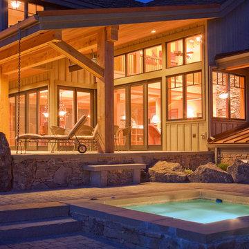 Contemporary Residence - Bend, Oregon