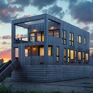 Contemporary Seaside Home