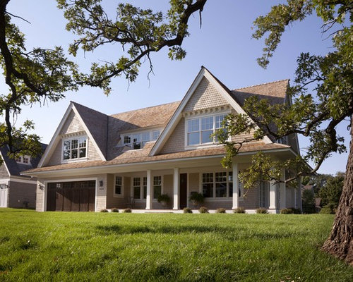 Contemporary Shingle Style Home