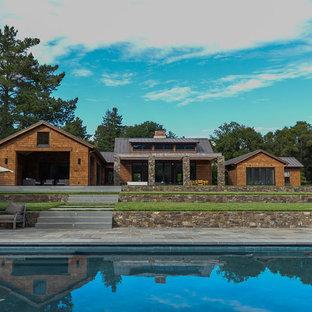 Contemporary Transitional Custom Home