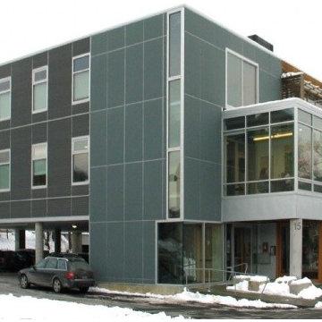 Contemporary Vermont Loft Living  -  White River Junction ,  Vermont