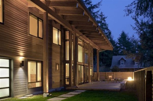 Astounding Wooden House Design Ideas Pictures Remodel And Decor Largest Home Design Picture Inspirations Pitcheantrous