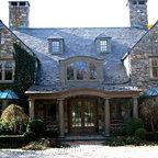 Healdsburg Residence Farmhouse Exterior San