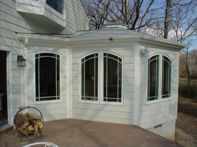 Traditional Exterior by Cook Bros Design Build Remodeling