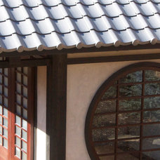 Asian Exterior by Builtwright Construction Company