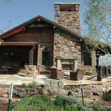 Traditional Exterior by TAB ASSOCIATES INC