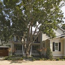 Traditional Exterior by DLB Custom Home Design