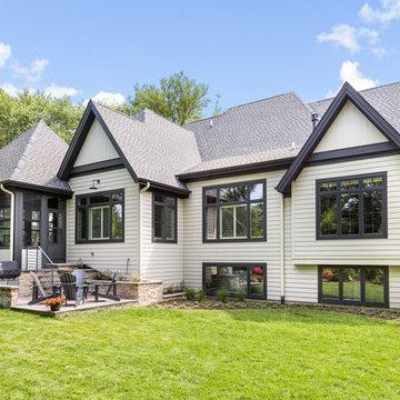 Cooper Woods Modern Tudor