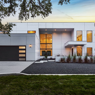 75 Most Popular Exterior Home Design Ideas For 2019 Stylish - Exterior-design-of-house