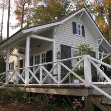 Traditional Exterior by Gerald D. Cowart, AIA, LEED  AP