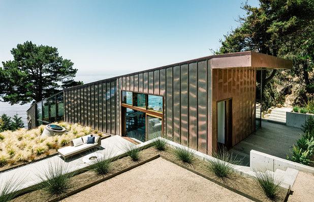 Contemporain Façade by Fougeron Architecture FAIA