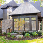 Copper Corner Traditional Exterior Toronto By