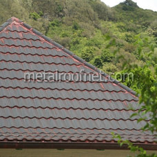 Tropical Exterior by Metal Roof Network