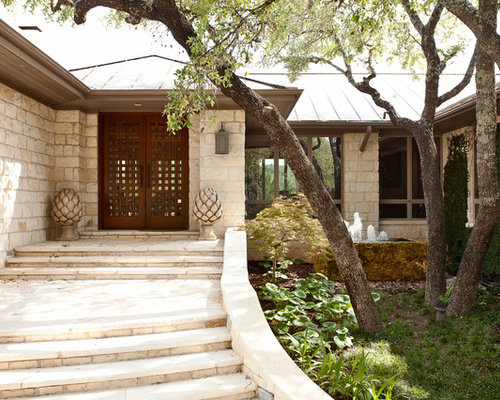 Faux stone siding ideas pictures remodel and decor for Austin stone siding