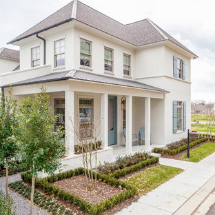 Traditional exterior home idea in New Orleans
